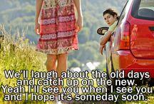 sing a new song / by Sam Schrepfer