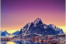 Scandinavia   / by Kira O. Young