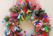 Christmas Wreaths / by SoWal Leather and Pearls
