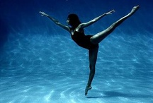Dancer / It takes an athlete to dance, but an artist to be a dancer.  ~Shanna LaFleur / by Jane Bollweg