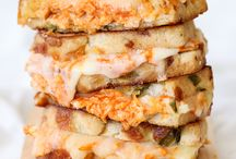 Sandwiches / by Sabrina Drake