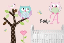 Owl Nursery / by Holly McGuckin