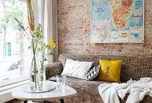 Interior Design / by Abbe Cleverdon