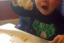A bunch of Toddler & preschooler food ideas.. / by Amanda Skinner