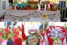 ~Party Ideas~ / by Dina Pennington