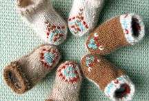 Adorable knitting / by Melany Tenore