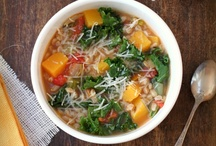 Soup...Mmm, Mmm Good / by Kimberly Dixon