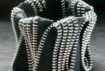 Jewelry - Zippers / by Christine E Stout