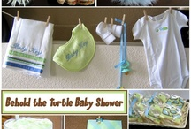Baby Showers / by Heather Cherrington