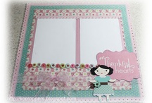 Lovely Layouts / by Shelly Lynn
