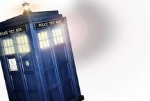 TARDIS away... / by Belynda J. Shadoan