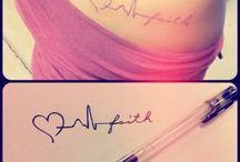Tattoos / by Erica Hilton