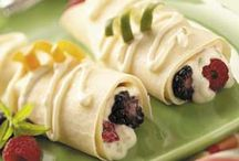 Crepes & Rolls-Ups / by Amanda Marie