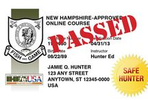 New Hampshire / by Hunter Ed