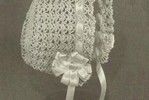 Free Vintage Crochet Patterns / Free Vintage Crochet Patterns / by Beth Anderson