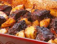 Braised Short Rib, Stout, and Potato Potpies / by Julia Maran