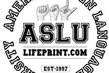 ASL/Deaf Awareness / by A Young