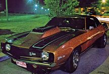 American Muscle / Cars from American history that reflect horse power and good looks, had a few of these growing up and miss the good ole days. / by Kool Bandit
