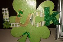 St. Patrick's Day Décor / The two holidays of Purim and St. Patrick's Day are coming together this year and we are going to celebrate.  Check out our sales this weekend throughout the store and enter to win in our upcoming giveaway! / by Beyond Stores
