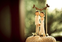 Wedding Ideas / by Marcelle Lopes