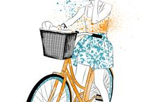 BB / by Mekel Fashion Illustration