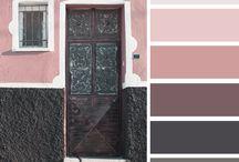 Colors I like: / by Alyssa Thompson