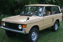 Range Rover / by Herbert Vaartjes