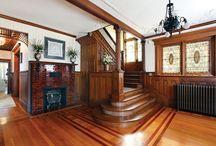 Inspiring Interiors / Decorating a Queen Anne home  / by Wendy Kromer-Schell