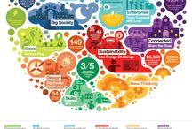 infographics i like / by sally cox