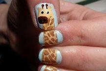 Nails / Obsessed. Nuff said. / by Alyssa Olson