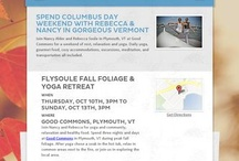 Flying Yogini Events and Retreats / by Flying Yogini