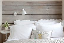 Abode: Bedrooms / by Misty Driscoll