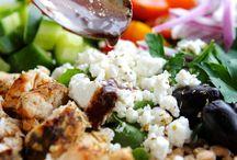 Salads / by Laureen Cutrona