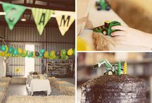 Party Ideas / by Jade Andersen