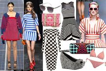 Spring summer 2014 fashion trends / by Justine / Sew country chick
