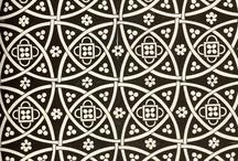 Estampas, tecidos / Patterns,  Prints, Fabrics / by Marianna Santoro da Mata
