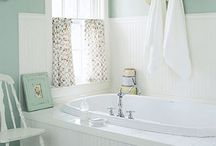 Bathroom ideas / by Cassandra Light