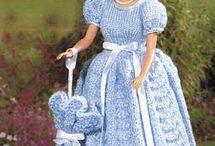 crochet doll clothes/dolls / by Joy Allen