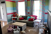 Playroom / by Mattea Proctor