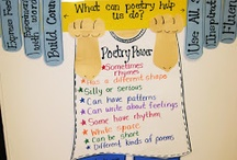 Second grade poetry / by Jennifer Joppie