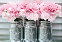 Mason Jars!!! / by April Whalen