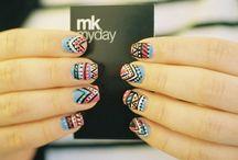 Nails, Nails, Nails / by Alyssa Colley
