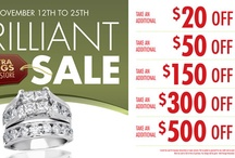 Brilliant Sale! / by Andrews Jewelers