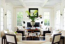Living / Family Room / by Kathy Krekeler