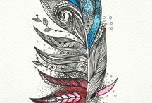 Bemærkelsesværdige tattoos / by Zenia Jørgensen