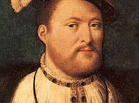 The Tudors / The major players of the Tudor Dynasty / by Stephanie Lee