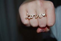 jewelry wishlist / by Jeramie Merrell