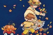 Autumn or Fall / by Robyn Knibbs