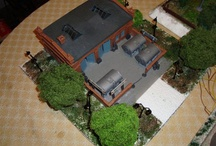 Davorin's Layout Model Railway Layout Plans / Here Davorin displays his model railroads with great elegance.  / by Model Trains