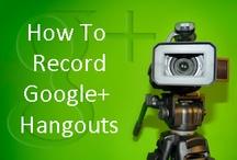 Learn: Google + / by Liz Fulcher
